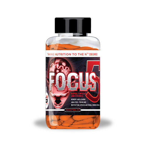Focus5 - Swinney Nutrition