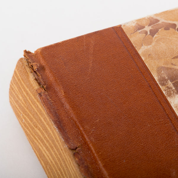 One of a Kind Journal / Upcycled 1896 Book Cover