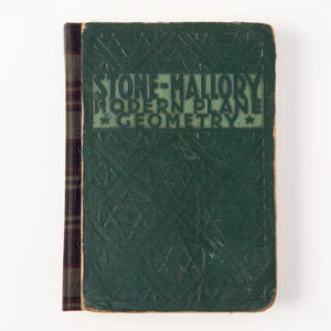 One of a Kind Journal / Upcycled 1933 Book Cover