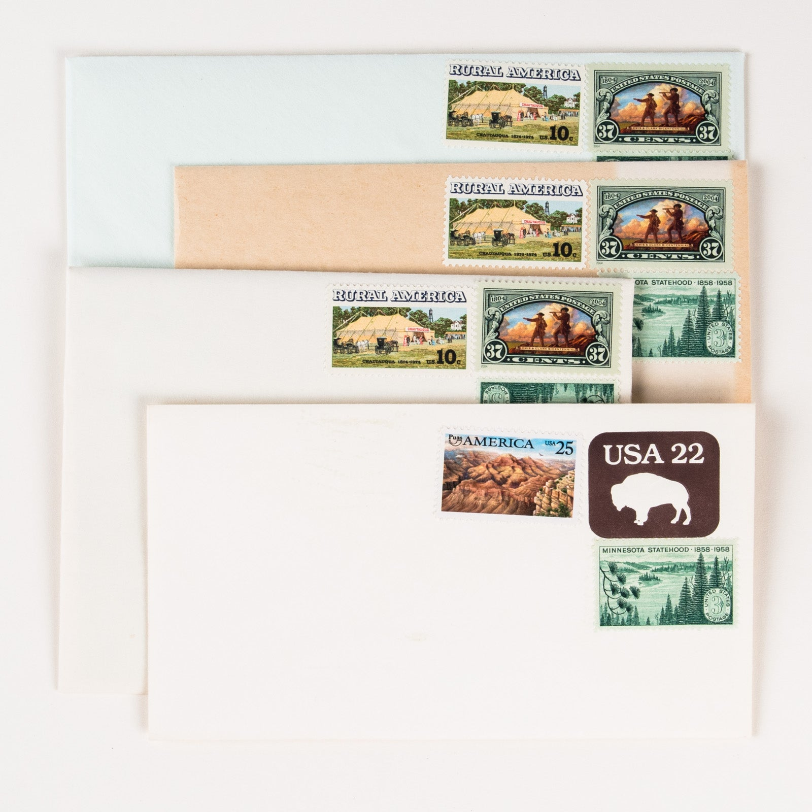 Early America Curated Letter Writing Set