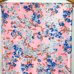 Spring Blossom 2-Way Stretch Vintage Fabric [1.5 Yds]