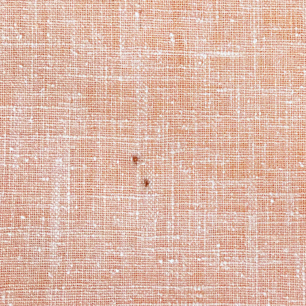 Peach Chambray Vintage Fabric [2.25+Yds]