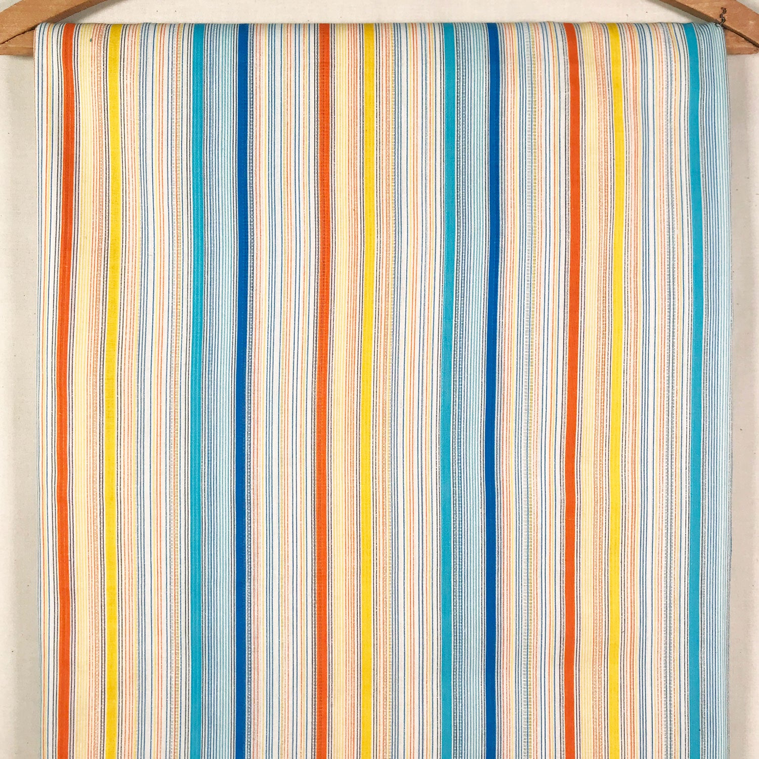 Striped Vintage Fabric