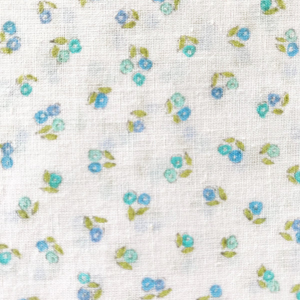 Small Print Floral Fabric [2 Yds]