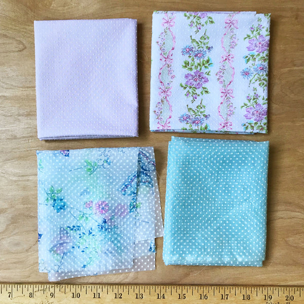 Flocked Fabric Sampler Pack