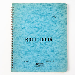 Woolworth Roll Book