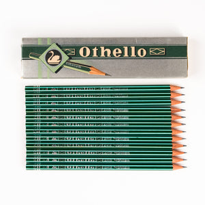 One Dozen 1930s-1940s Schwan Othello Pencil