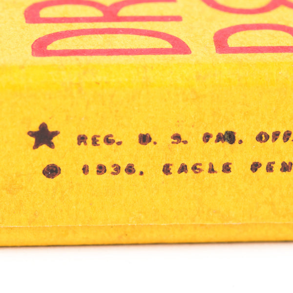 One Dozen Orloff Eagle Pencil Co. Pencils