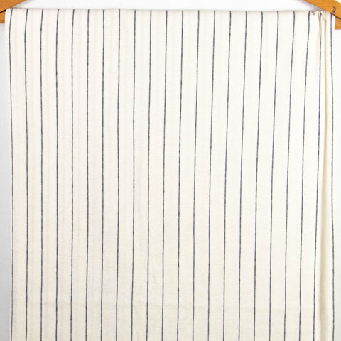 Pinstripe Jersey Knit / 2 Yards