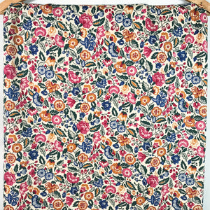 Floral Cotton Quilting Vintage Fabric Out-of-Print [7.75 Yds]
