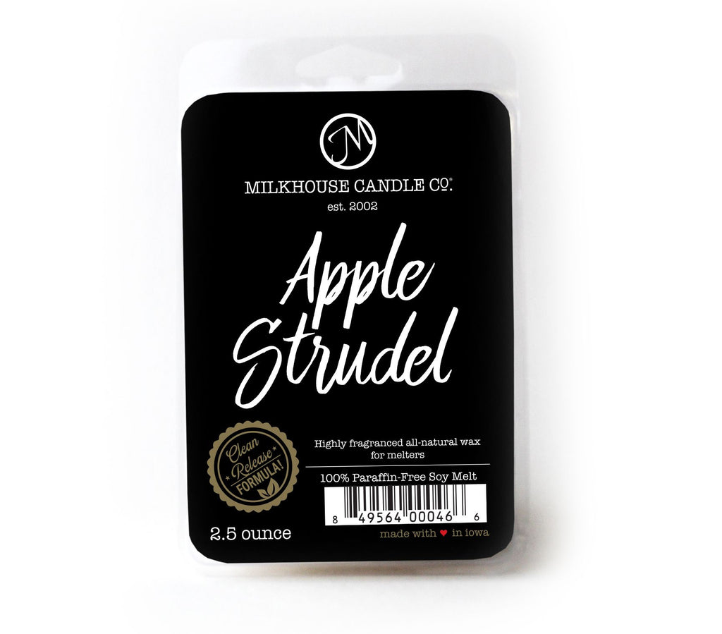 Wax Melt 2.5 oz - Apple Strudel