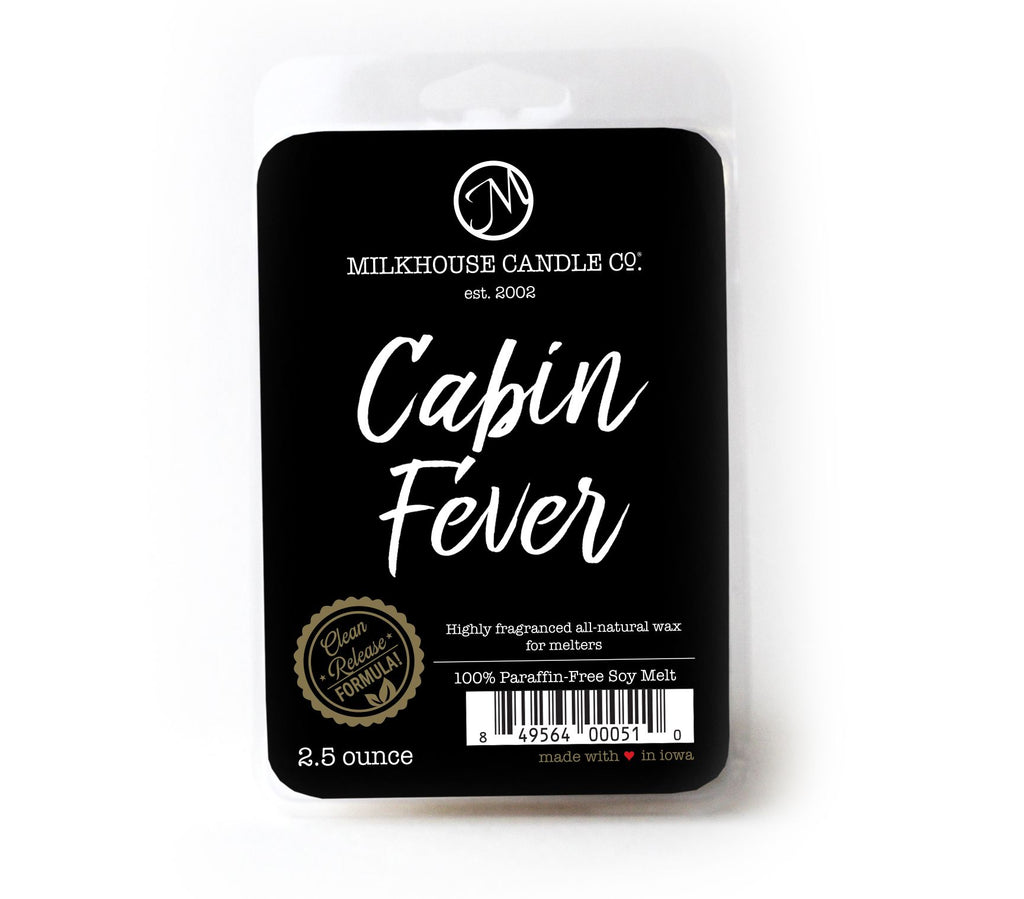 Wax Melt 2.5 oz -  Cabin Fever