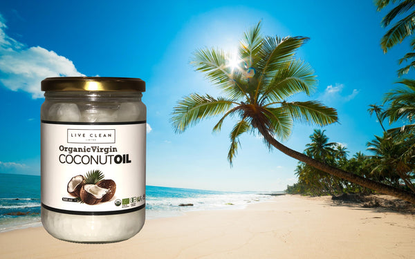Coconut Oil - Glass Jar