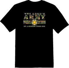 The Lord's Army T-Shirt - TruthWear Clothing  - 2