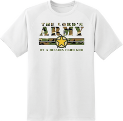 The Lord's Army T-Shirt - TruthWear Clothing  - 1