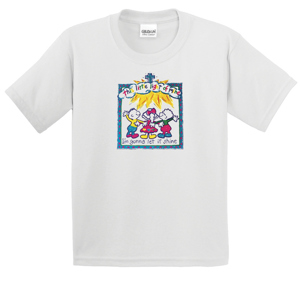 Boy's & Girl's This Little Light of Mine T-Shirt