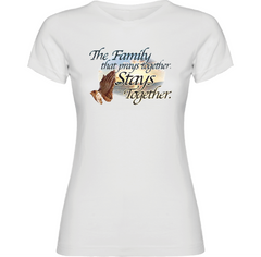 The Family That Prays Together Stays Together T-Shirt - TruthWear Clothing