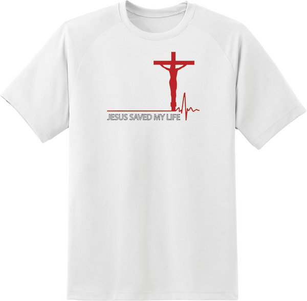 Jesus Saved My Life T-Shirt