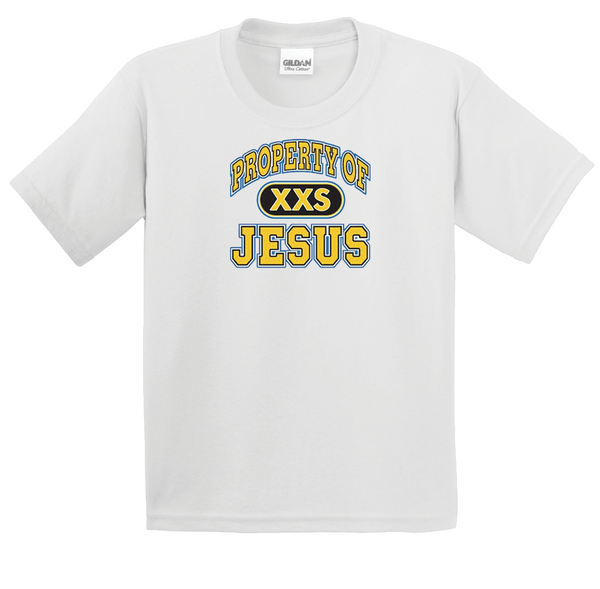 Boy's & Girl's Property of Jesus T-Shirt