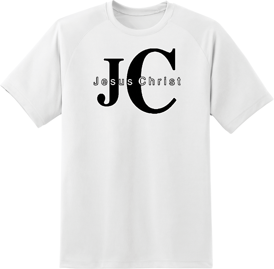 JC Jesus Christ T-Shirt - TruthWear Clothing  - 1