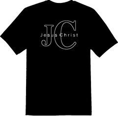 JC Jesus Christ T-Shirt - TruthWear Clothing  - 2