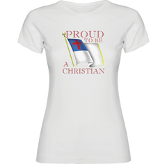 Proud To Be A Christian T-Shirt - TruthWear Clothing
