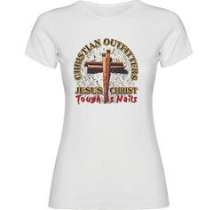 Christian Outfitters Tough As Nails T-Shirt - TruthWear Clothing