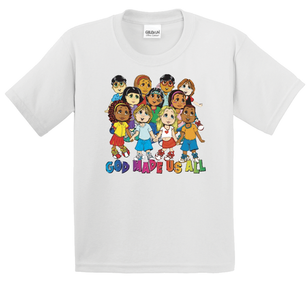 Boy's & Girl's All Of Us T-Shirt