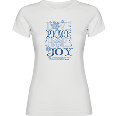 Love Peace Hope & Joy T-Shirt - TruthWear Clothing