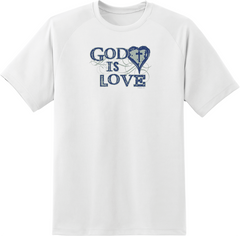 God Is Love T-Shirt - TruthWear Clothing  - 1