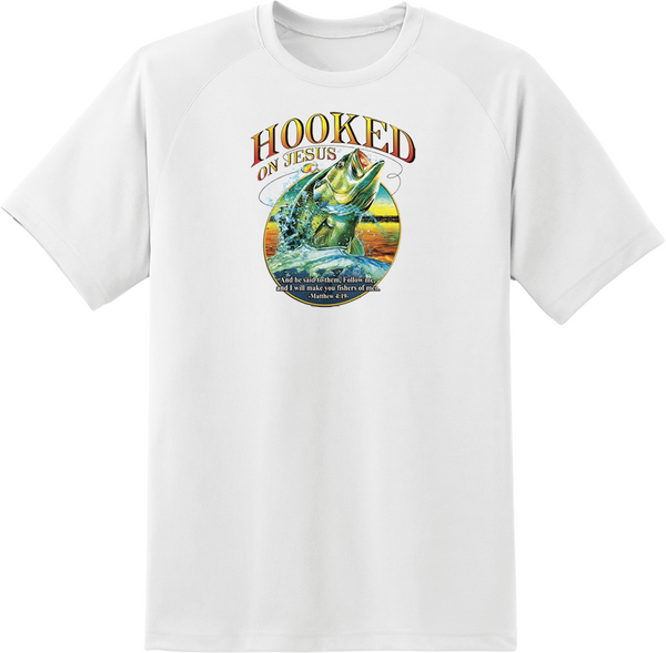 Hooked on Jesus T-Shirt