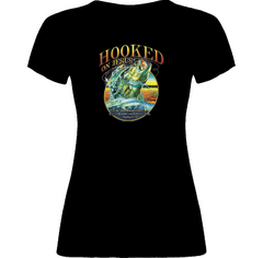 Hooked On Jesus T-Shirt - TruthWear Clothing  - 2