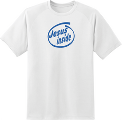 Jesus Inside T-Shirt - TruthWear Clothing  - 1