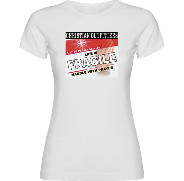 Life is Fragile T-Shirt