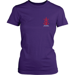 The Anchor Women's  SS - TruthWear Clothing  - 2