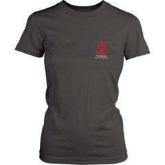 The Anchor Women's  SS - TruthWear Clothing  - 4