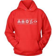 Christian Symbols Hoodie - TruthWear Clothing  - 6