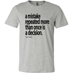 Repeated Mistakes - Black Lettering - TruthWear Clothing  - 3