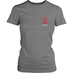 The Anchor Women's  SS - TruthWear Clothing  - 5