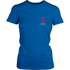 The Anchor Women's  SS - TruthWear Clothing  - 3