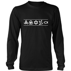 Christian Symbols LS - TruthWear Clothing  - 5