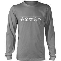 Christian Symbols LS - TruthWear Clothing  - 6