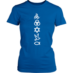Symbols White Women's SS - TruthWear Clothing  - 3