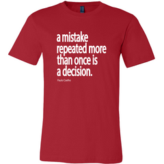 Repeated Mistake - White Text - TruthWear Clothing  - 4