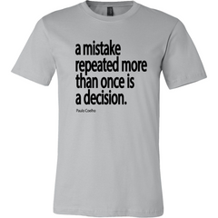 Repeated Mistakes - Black Lettering - TruthWear Clothing  - 1