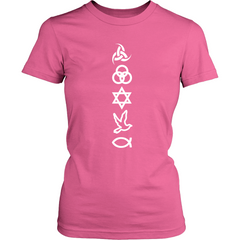 Symbols White Women's SS - TruthWear Clothing  - 2