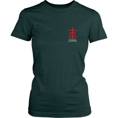 The Anchor Women's  SS - TruthWear Clothing  - 6