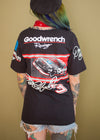 Vintage 90s Scoop Neck Dale Earnhardt Tee
