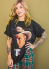 Vintage 90s Garth Brooks Fresh Horses Tee