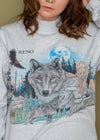 Vintage 1991 Reno Wilderness Long Sleeve Tee